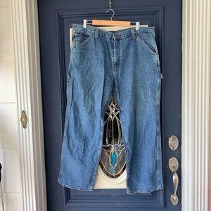 🔴5/$20 Men's 40 x 32 carpenter jean